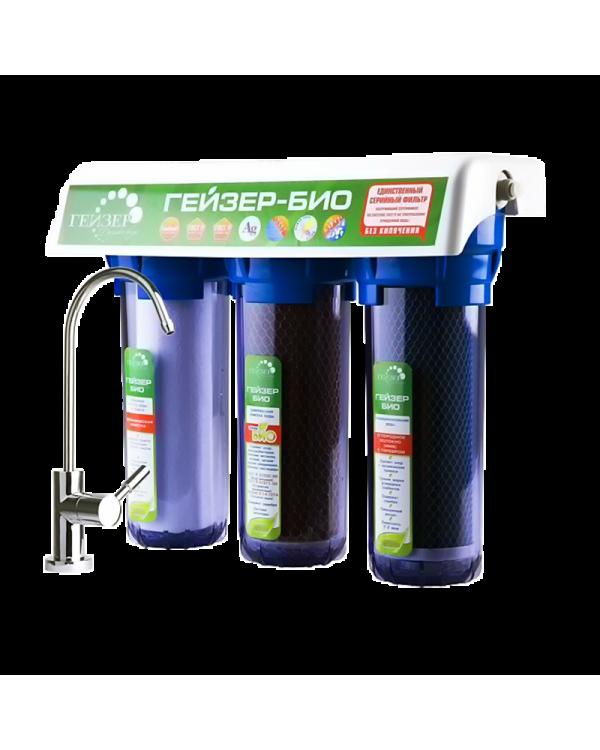 Фильтр-система Гейзер БИО 332