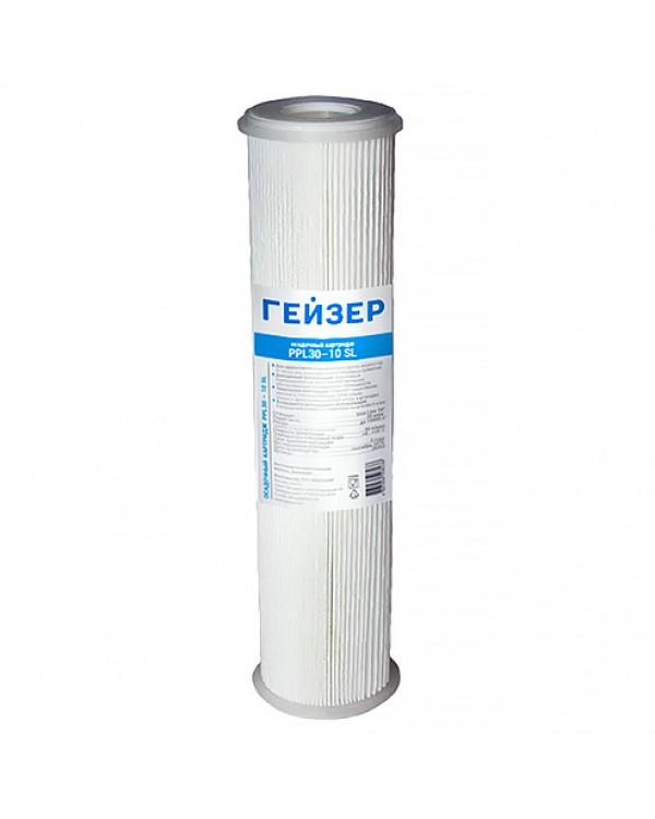 Картридж Гейзер PPL 30-10SL для механической очистки воды